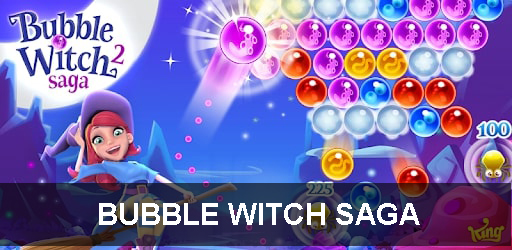 BUBBLE WITCH SAGA, Best offline Android games that require no WiFi! best offline android games Best offline Android games that require no WiFi! BUBBLE WITCH SAGA