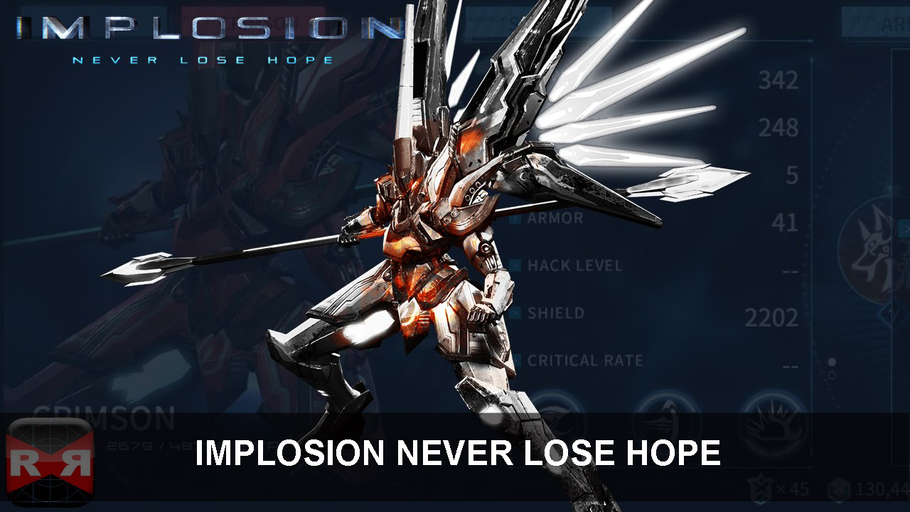IMPLOSION NEVER LOSE HOPE, Best offline Android games that require no WiFi! best offline android games Best offline Android games that require no WiFi! IMPLOSION NEVER LOSE HOPE