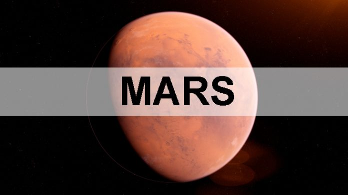 Mars, Nine Planets in Universe
