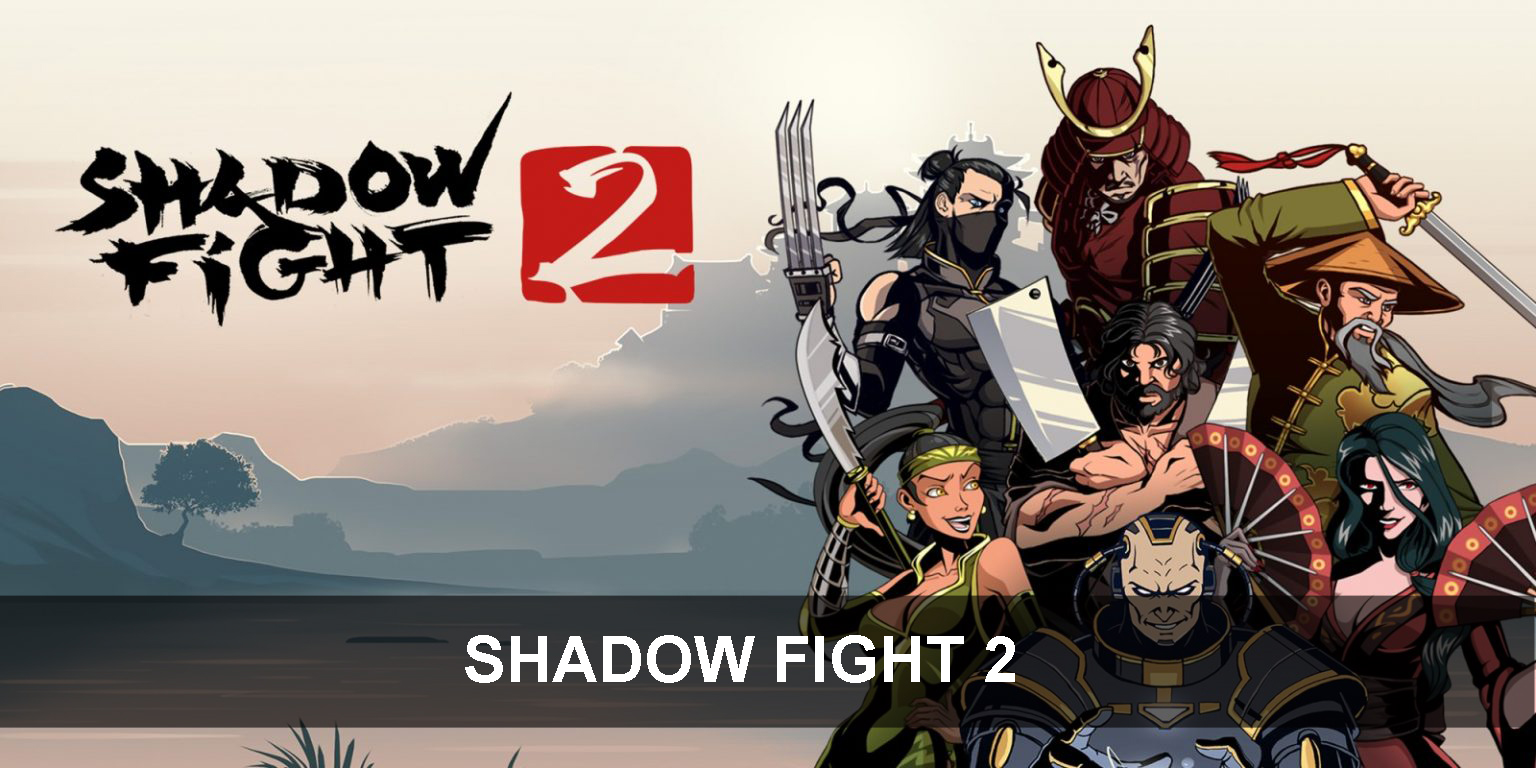 SHADOW FIGHT 2, Best offline Android games that require no WiFi! best offline android games Best offline Android games that require no WiFi! SHADOW FIGHT 2