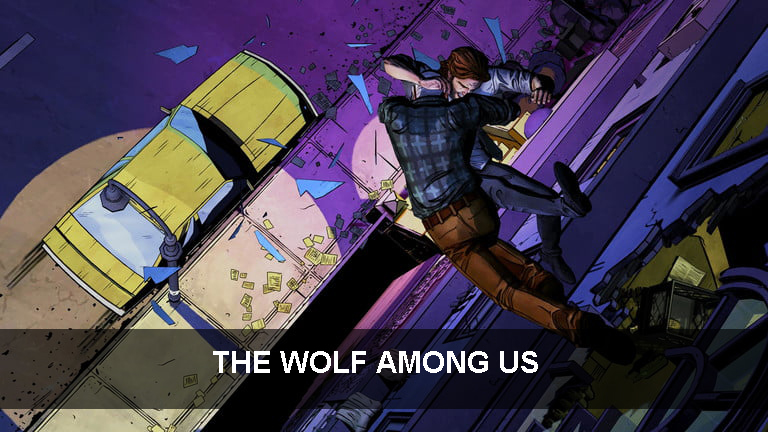 THE WOLF AMONG US, Best offline Android games that require no WiFi! best offline android games Best offline Android games that require no WiFi! THE WOLF AMONG US