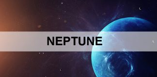 Neptune, Nine Planets in Universe